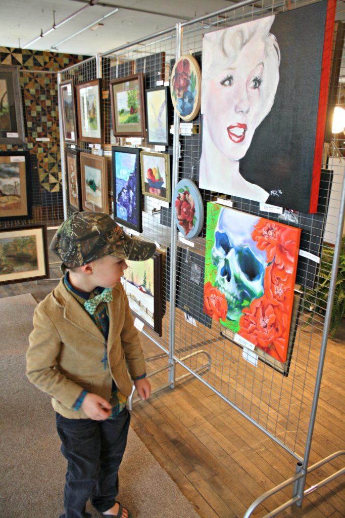 Antietam Iron Works Art Show 2016