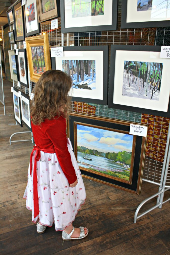 Antietam Iron Works Art Show 2016