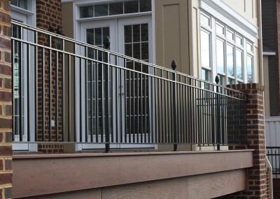 Balcony Railing Cumberland, MD