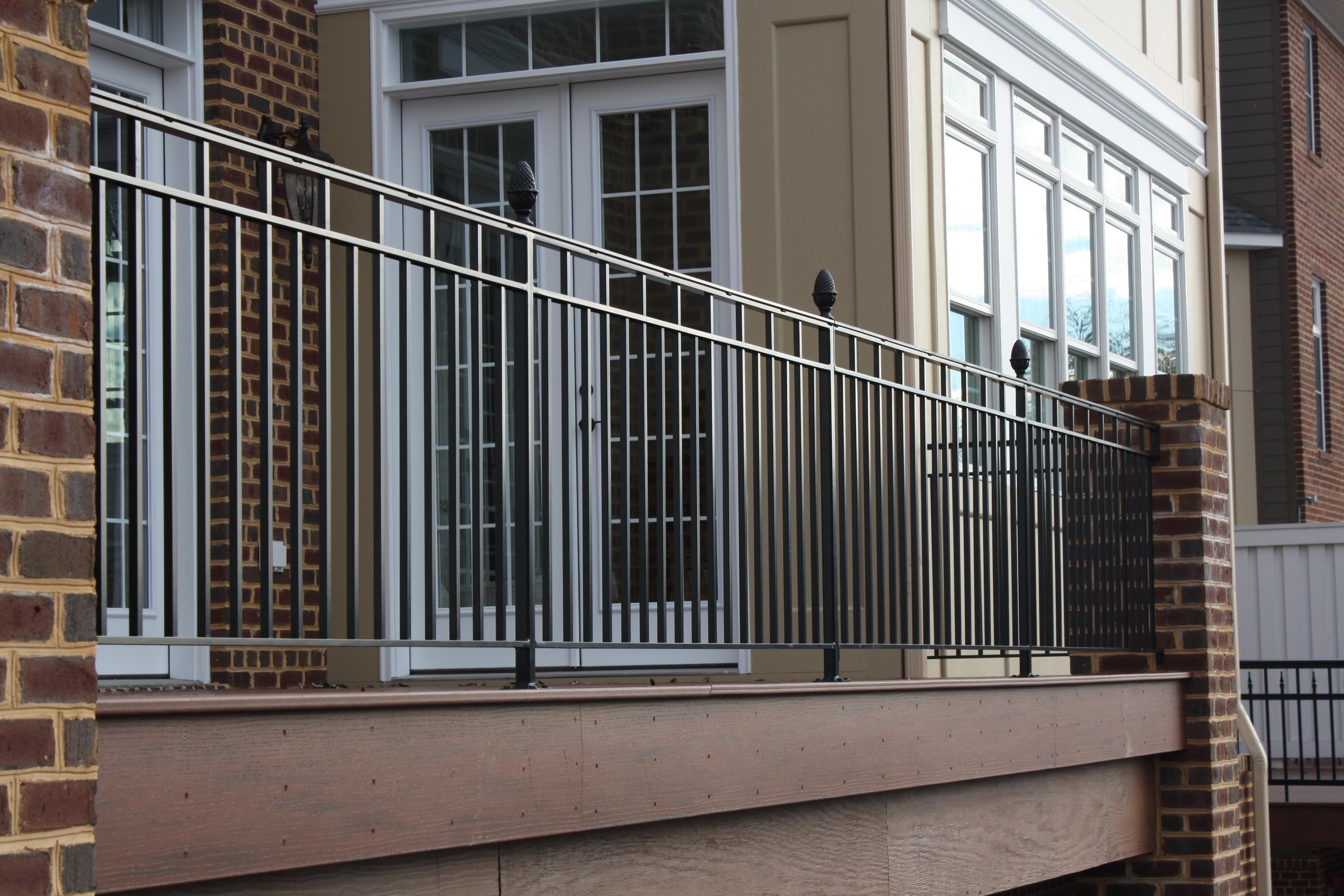 Balcony Railing Cumberland MD