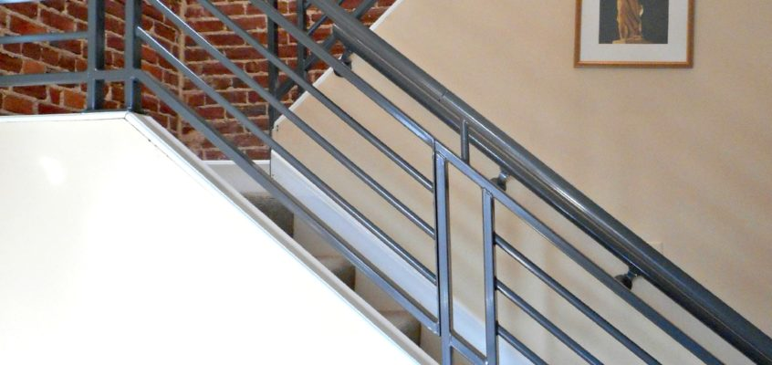 Metal Railings- Modern Design