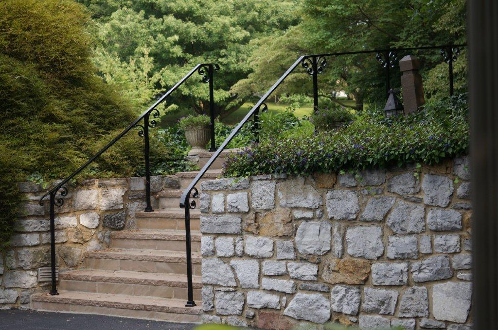 Traditional Metal Railing