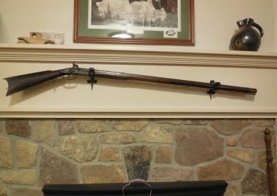 Fleur De Lis Gun Mount Hooks