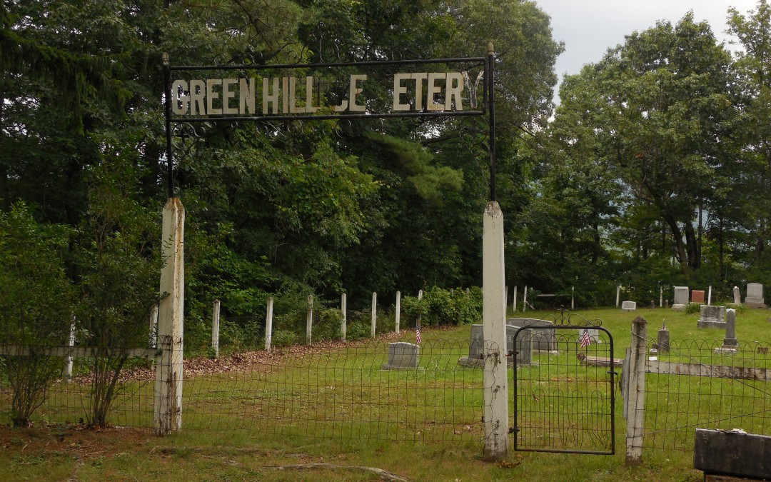 See this Cemetery Archway and Gate Restored