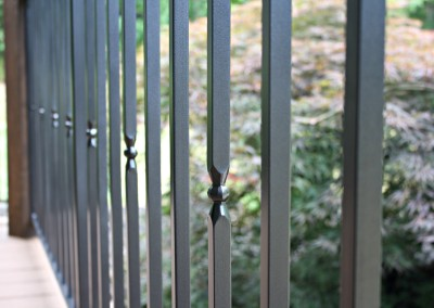 forged-ball-in-custom-porch-railing