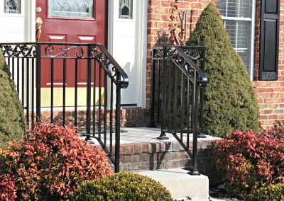 Front Step Railings