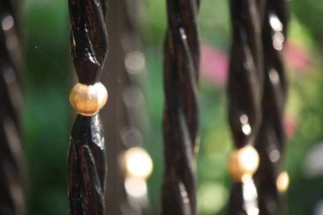 Quality Railings with attention to detail