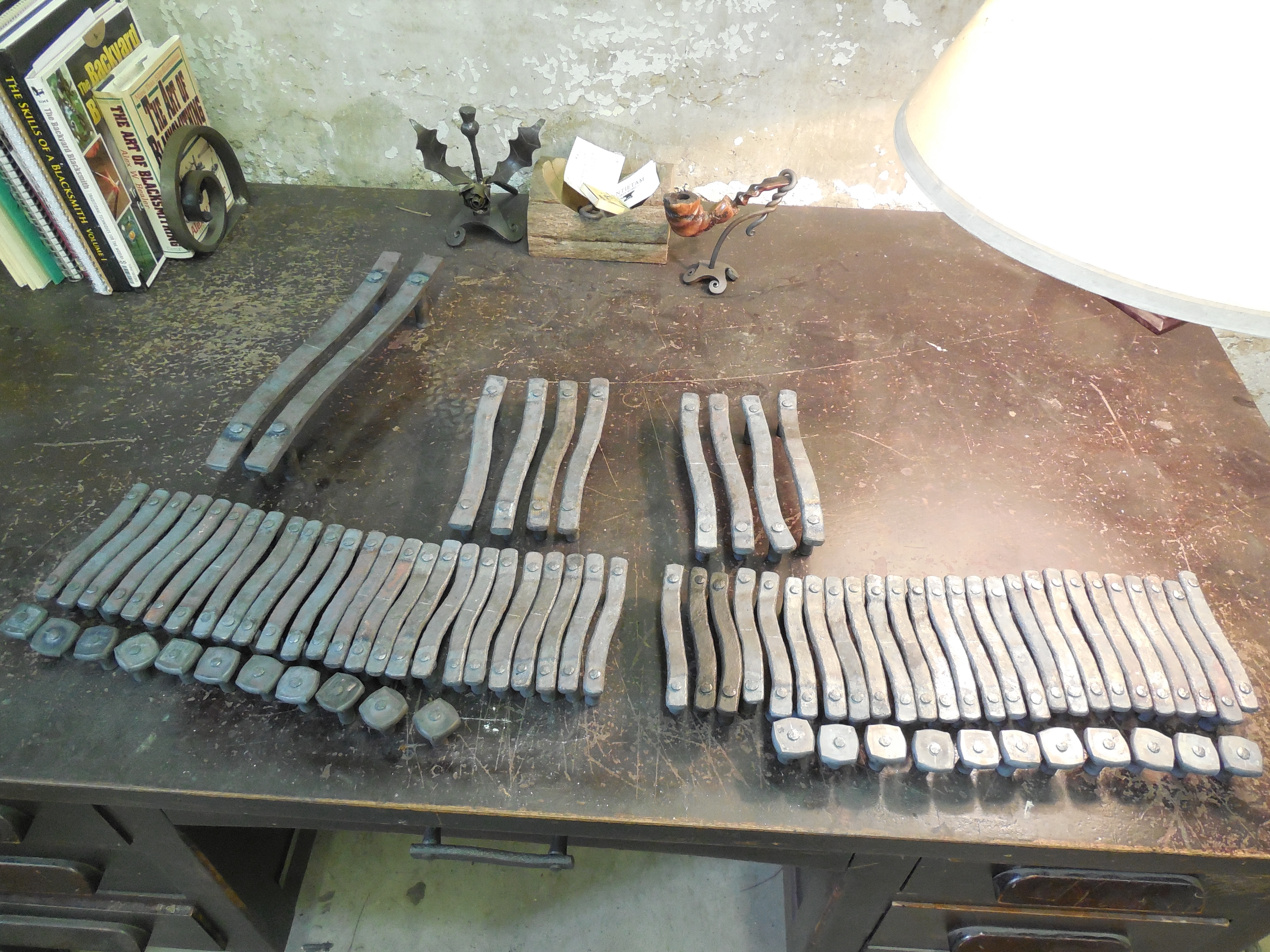 Perfect Hand Forged Cabinet Hardware