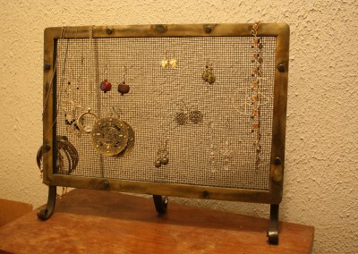 Custom Earring Display and Organizer