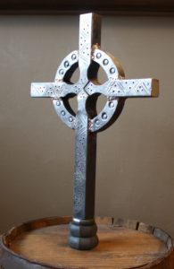 Hand Engraved Cross