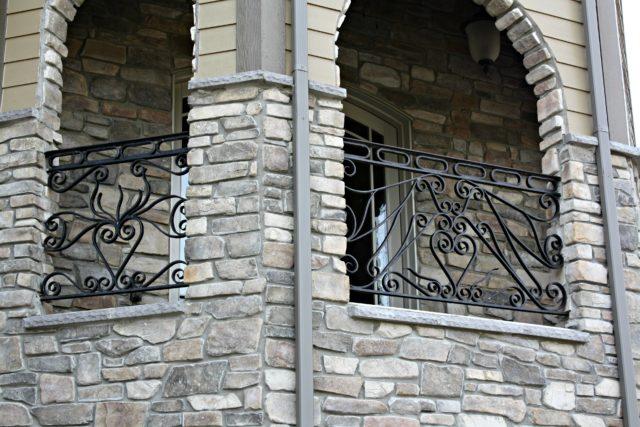 Balcony Railing Morgantown, WV
