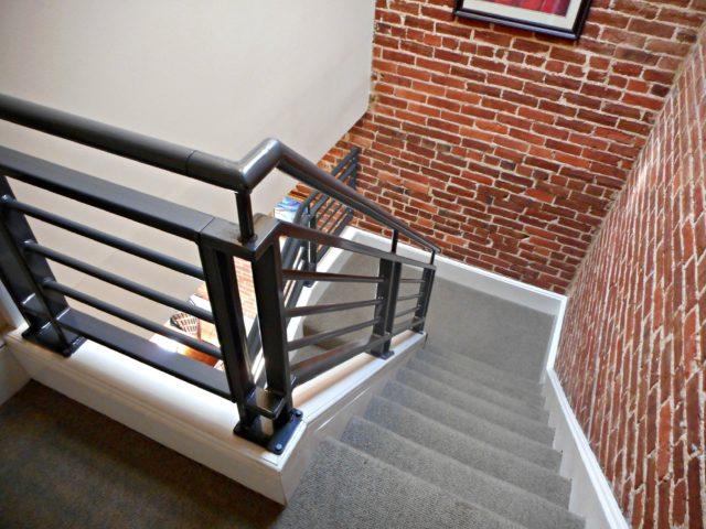 Interior Metal Railings