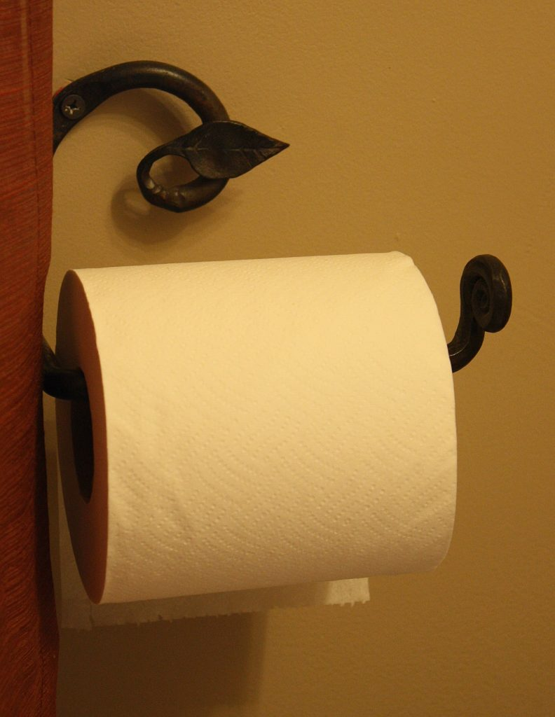 Unique Toilet Paper holder