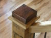 newel-post-with-copper-post-cap