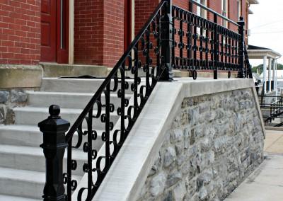 Railing Restoration