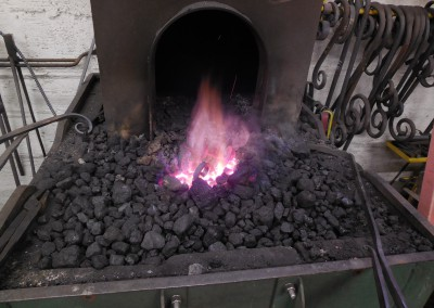Scrolls in the Coal Forge