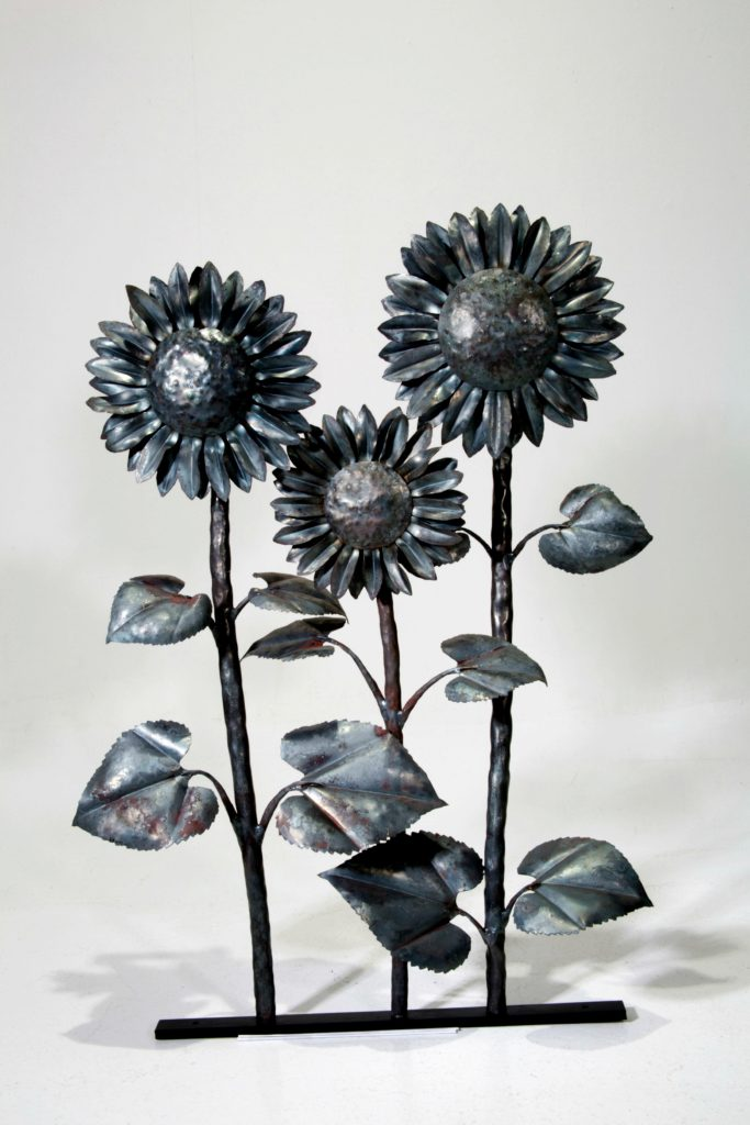 Wrought Iron Flowers