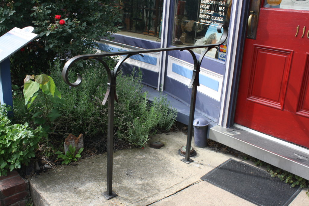 Metal Safety Railing