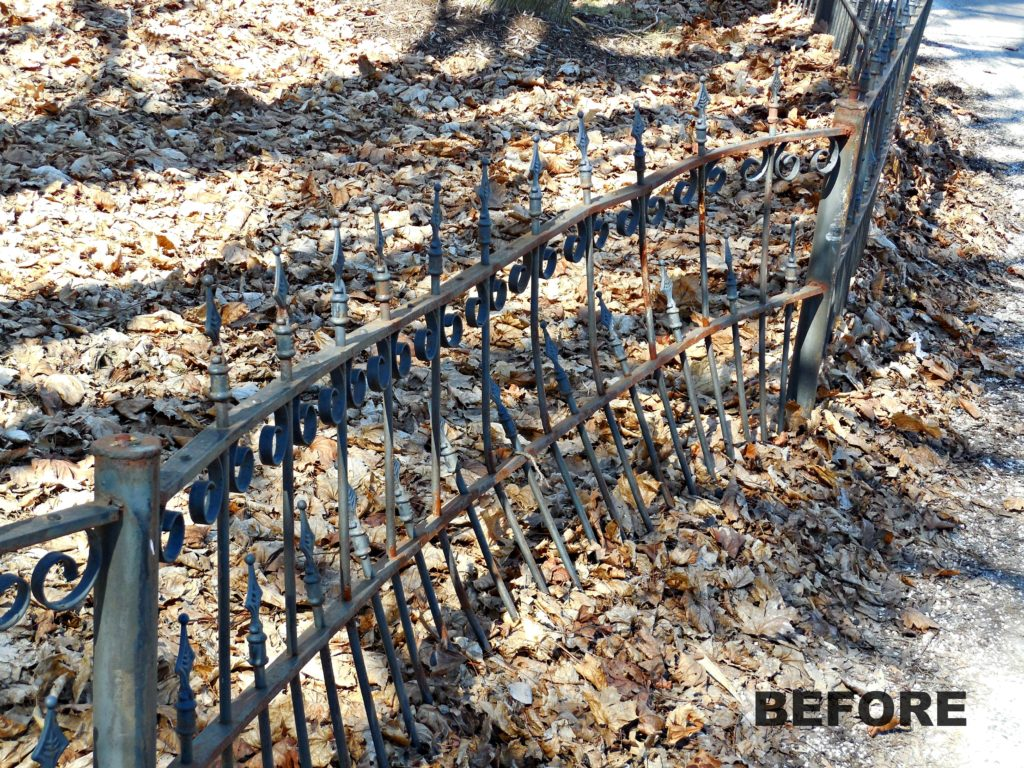 Custom Fence Repair