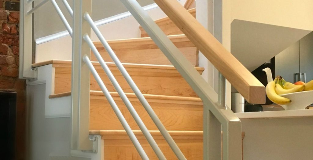 Side Mounted Railings