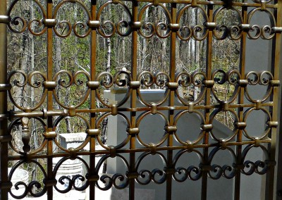 Wrought Iron Gate Washington DC