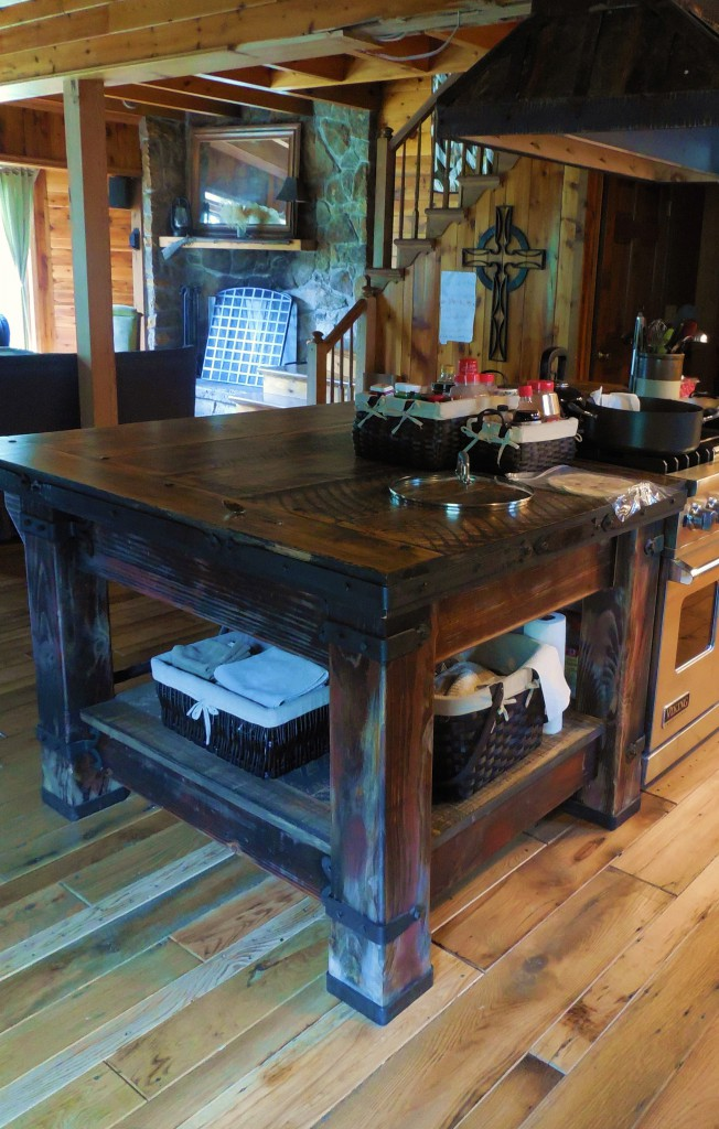 home decor antietam iron works commercial kitchen island foter