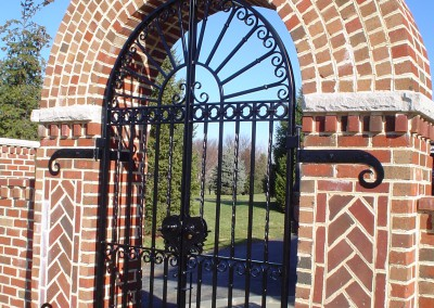 Entry Way Gate